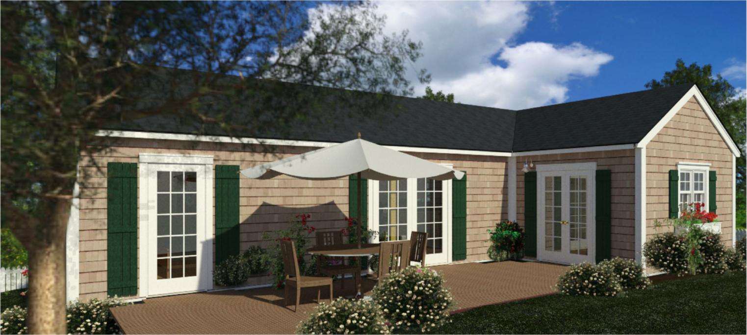 St Charles Two Bedroom Adu Alameda Tiny Homes