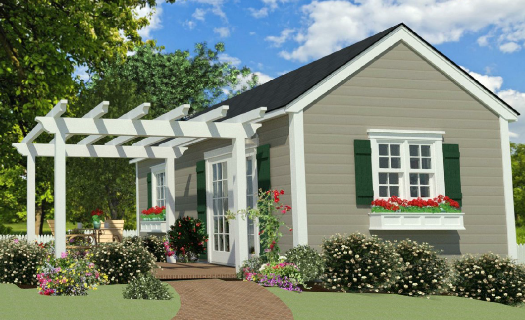 Alameda Tiny Homes ADU Design Permit Build